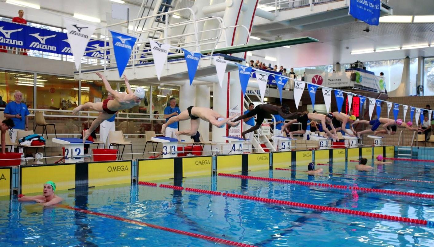 Club de natation piscine de saint germain en laye for Piscine saint germain en laye salle de sport
